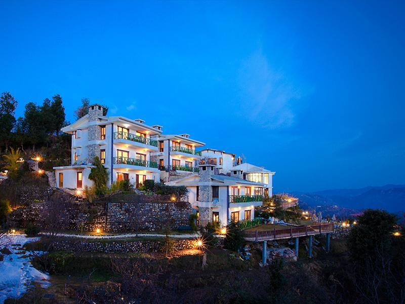 The Terraces Resort, Kanatal