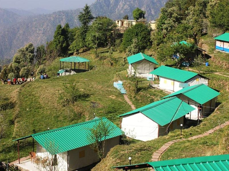 Camp Little Jaguar, Kanatal