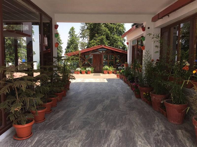 The Hermitage Resort, Kanatal