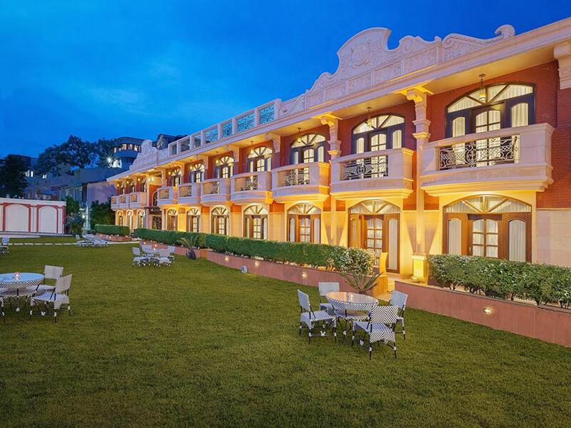 The Golden Palms Hotel, Mussoorie